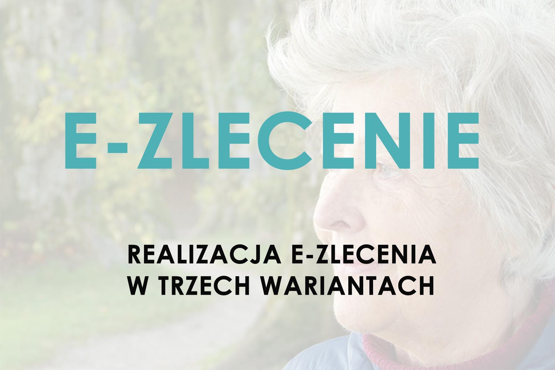 Realizacja E-zlecenia NFZ