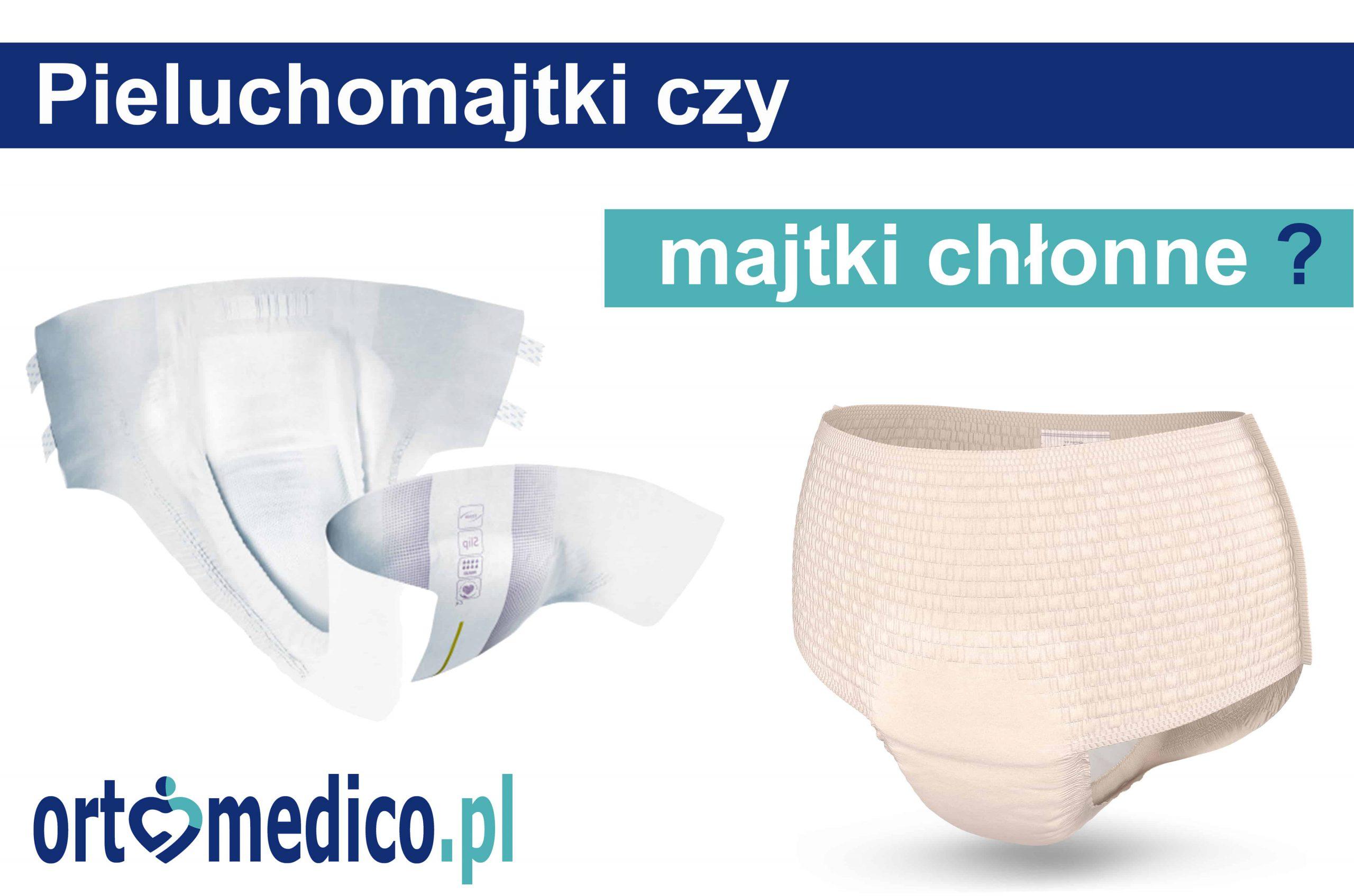 Pieluchomajtki czy majtki chłonne ? Jaki produkt wybrać ?