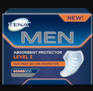 TENA MEN SUPER/LEVEL 3