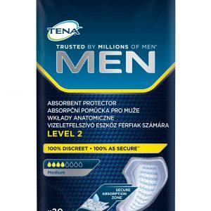 TENA MEN EXTRA/LEVEL 2